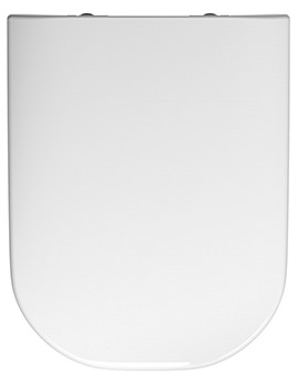 Twyford E500 Square Soft Close Toilet Seat And Cover