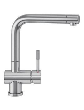 Franke Atlas Stainless Steel Kitchen Sink Mixer Tap