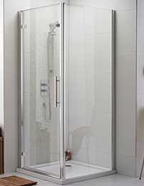 Lauren Apex 900mm Shower Enclosure Hinged Door