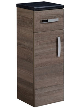 Tavistock Courier 300mm Floor Cupboard