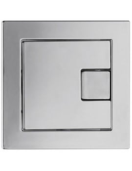 Tavistock Square Dual Flush Button