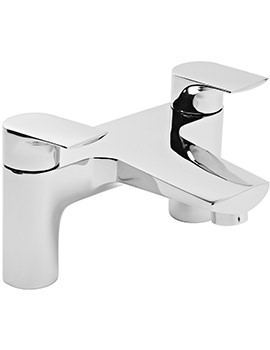 Tavistock Strike Deck Mounted Bath Filler Tap