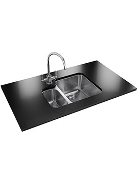 Franke Ariane ARX 160 Designer Pack - Stainless Steel Sink And Tap