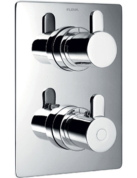 Flova Essence Trim Kit For Single Outlet Shower Valve