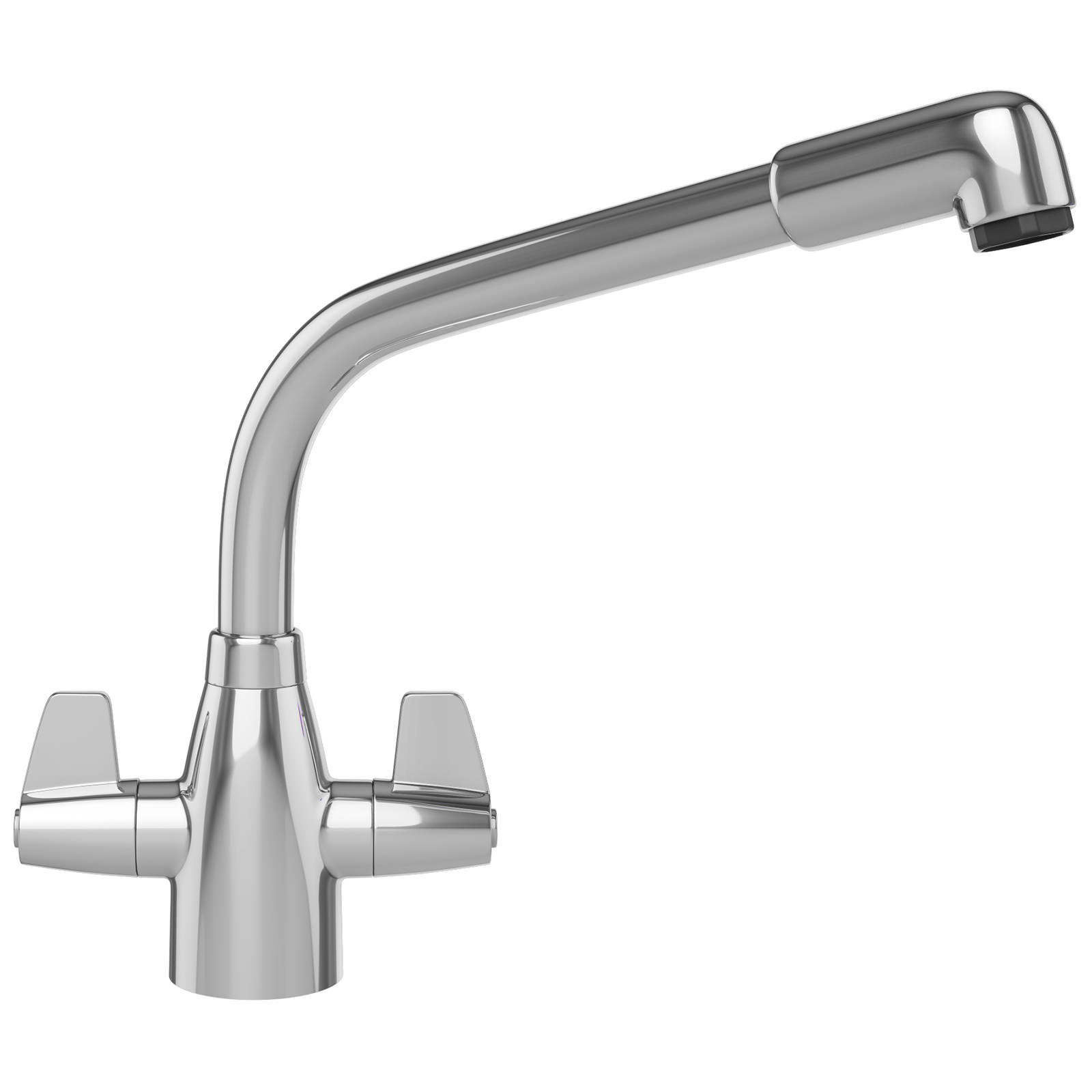 Franke Davos Chrome Kitchen Sink Mixer Tap