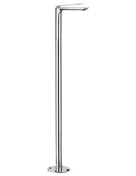 Crosswater Kelly Hoppen Zero 2 Floor Standing Basin Mixer Tap