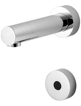 Armitage Shanks Sensorflow 21 150mm Separate Sensor Wall Spout - Link