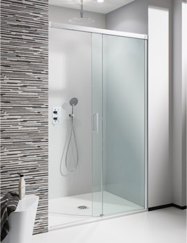 Simpsons Design Soft Close Slider Door 1400 x 1950mm