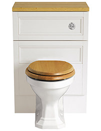 Heritage Granley Back To Wall WC