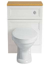Heritage Belmonte Back To Wall WC
