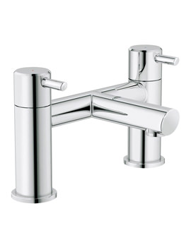 Grohe Concetto Chrome Deck Mounted Bath Filler Tap