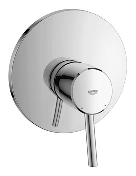 Grohe Concetto Chrome Single Lever Shower Mixer Valve Trim