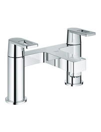 Grohe Quadra Deck Mounted Bath Filler Tap Chrome