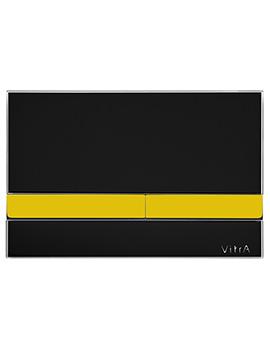 VitrA Select Mechanical Dual Flush Control Panel
