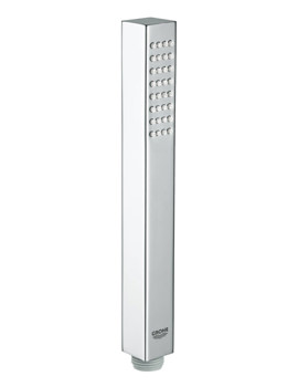 Grohe Euphoria Cube Metal Normal Spray Pattern Shower Handset
