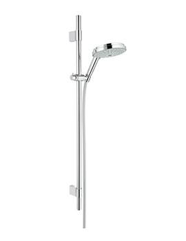 Grohe Rainshower Cosmopolitan 160mm Shower Set Chrome