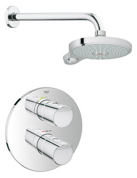 Grohe Grohtherm 2000 NEW Plus Power And Soul Shower Solution Pack 2