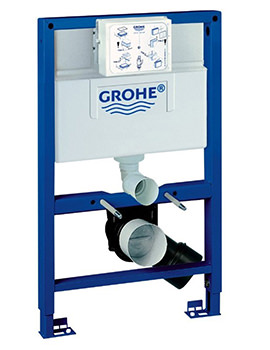 Grohe Rapid SL 2-In-1 Set for WC For 0.82m On The Wall Installation