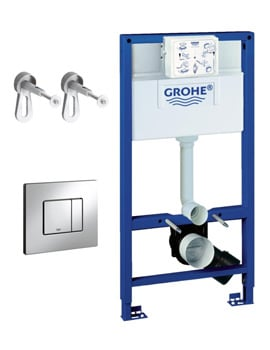 Grohe Rapid SL 3 In 1 Set For WC