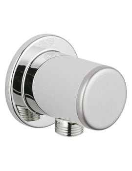 Grohe Relexa Plus 1-2 Inch Shower Outlet Elbow Chrome