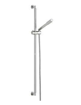 Grohe Sena Chrome Shower Rail Set 900mm