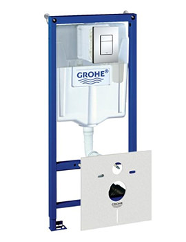 Grohe Rapid SL WC Cistern 4 In 1 Set