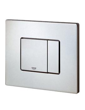 Grohe Skate Cosmopolitan Stainless Steel Horizontal Flush Plate