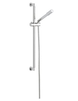 Grohe Sena Slide Rail Shower Set Chrome