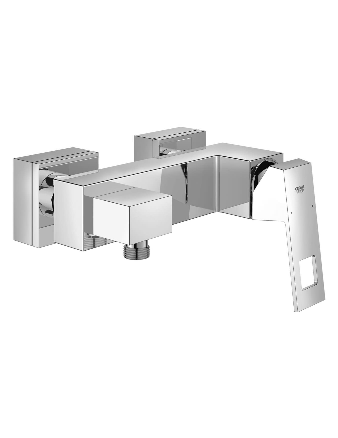 Grohe Eurocube Wall Mounted Single Lever Shower Mixer Valve