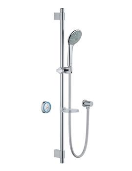 Grohe Euphoria F-Digital Shower Set With Digital Control