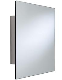 Croydex Dart Square Door Mirror Cabinet