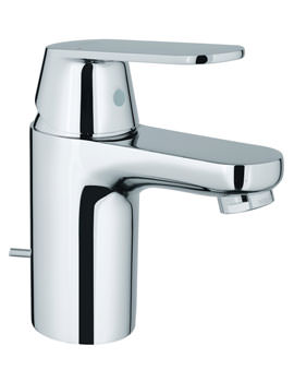 Grohe Eurosmart Cosmopolitan Monobloc Basin Mixer Tap With Pop-Up Waste