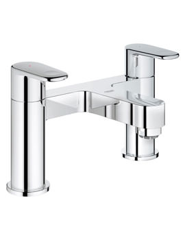 Grohe Europlus Deck Mounted Bath Filler Tap Chrome