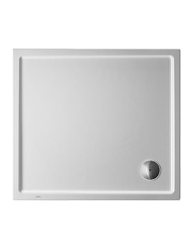 Duravit Starck Slimline Rectangular Shower Tray 1000 x 800mm
