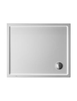 Duravit Starck Slimline Rectangular Shower Tray 900 x 750mm