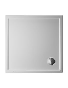 Duravit Starck Slimline Square Shower Tray 800 x 800mm