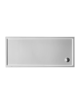 Duravit Starck Slimline Rectangular Shower Tray 1800 x 900mm