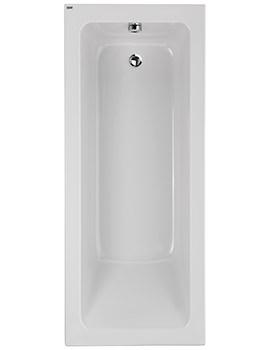 Twyford Aspect 1700mm Single Ended Acrylic Bath