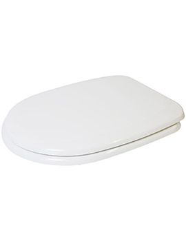 Croydex Panama D-Shaped Toilet Seat