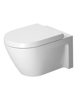 Duravit Starck 2 540mm Washdown Wall Mounted Toilet