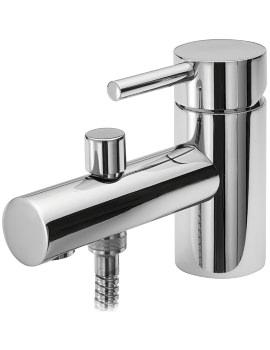 Sagittarius Piazza Monobloc Bath Shower Mixer Tap And Kit