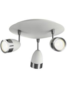HIB Cirro 3 Lamp Warm White LED Spotlight