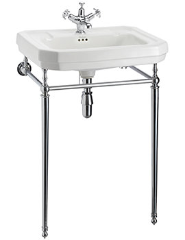 Burlington Victorian 610mm Basin And Wash Stand