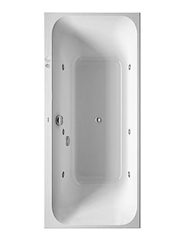 Duravit Happy D2 Built-In Bath Jet System