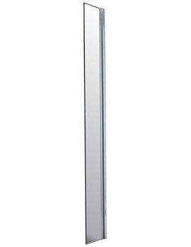 Premier 215 x 1850mm Wetroom Fixed Return Panel