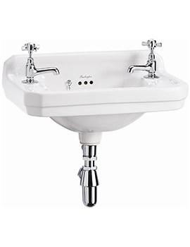 Burlington Edwardian 510mm Cloakroom Sink