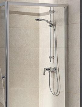 Twyford T4 900mm x 1900mm Side Panel For Shower Enclosure - EX-DISPLAY