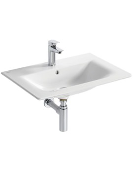 Ideal Standard Concept Air Cube 640 x 460mm Vanity Washbasin