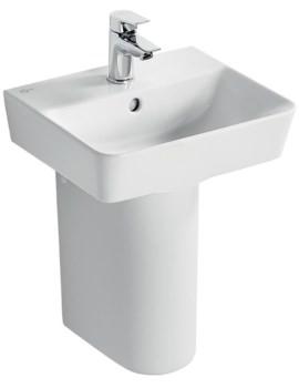 Ideal Standard Concept Air Cube 400 x 350mm Handrinse Basin