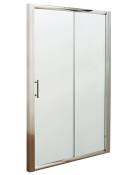Beo 1500mm Framed Sliding Shower Door